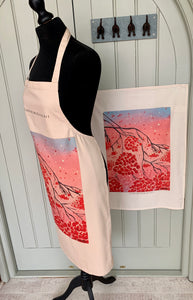 Winter Berries - Apron