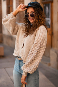 Beige sweater DARLING