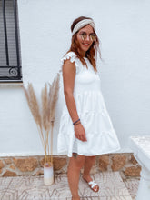 Load image into Gallery viewer, Dress GEMA - white