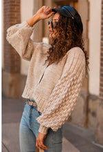Load image into Gallery viewer, Beige sweater DARLING