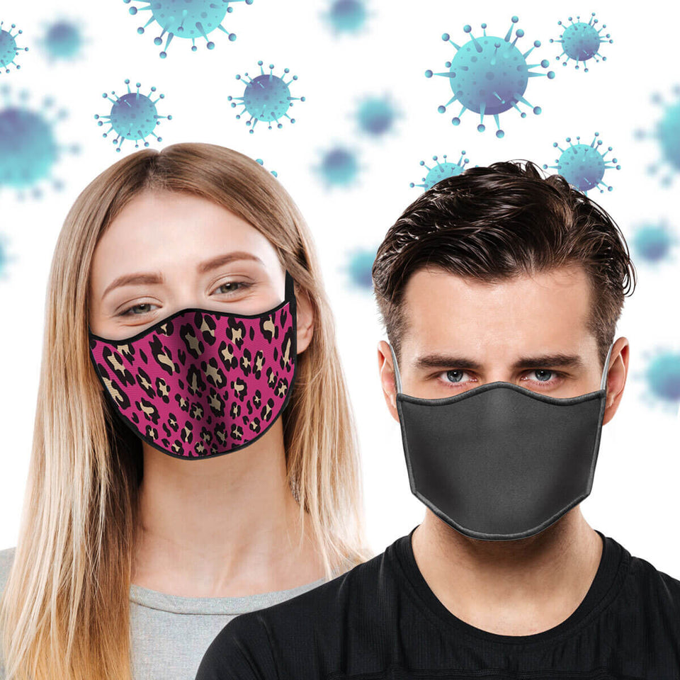Antimicrobial Masks