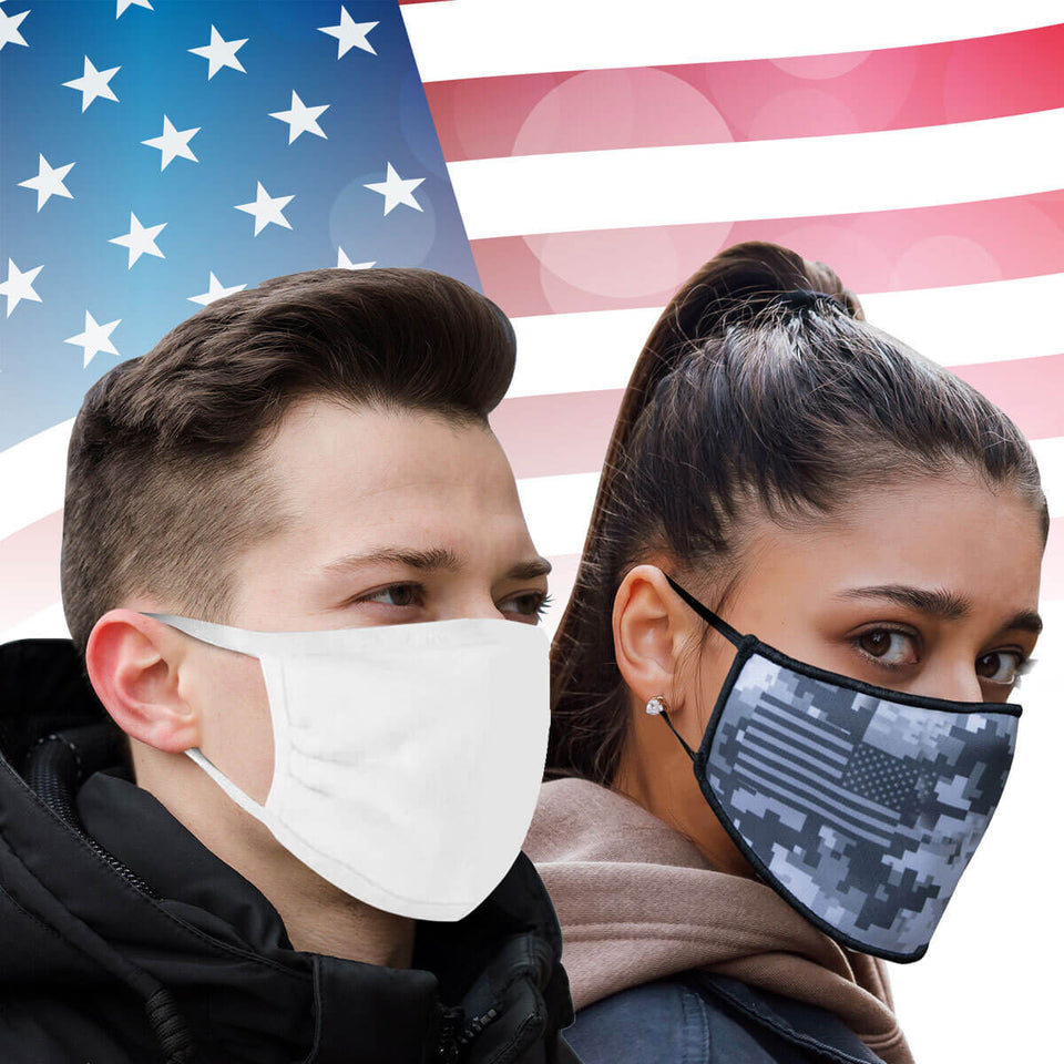 Made in USA Masks