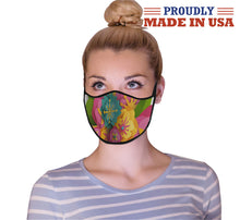 Load image into Gallery viewer, Copper Silver Antimicrobial USA Made Masks