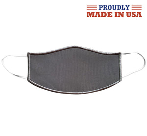 Copper Silver Antimicrobial USA Made Masks