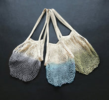 Load image into Gallery viewer, Ombre Dip Dyed Mesh Bags