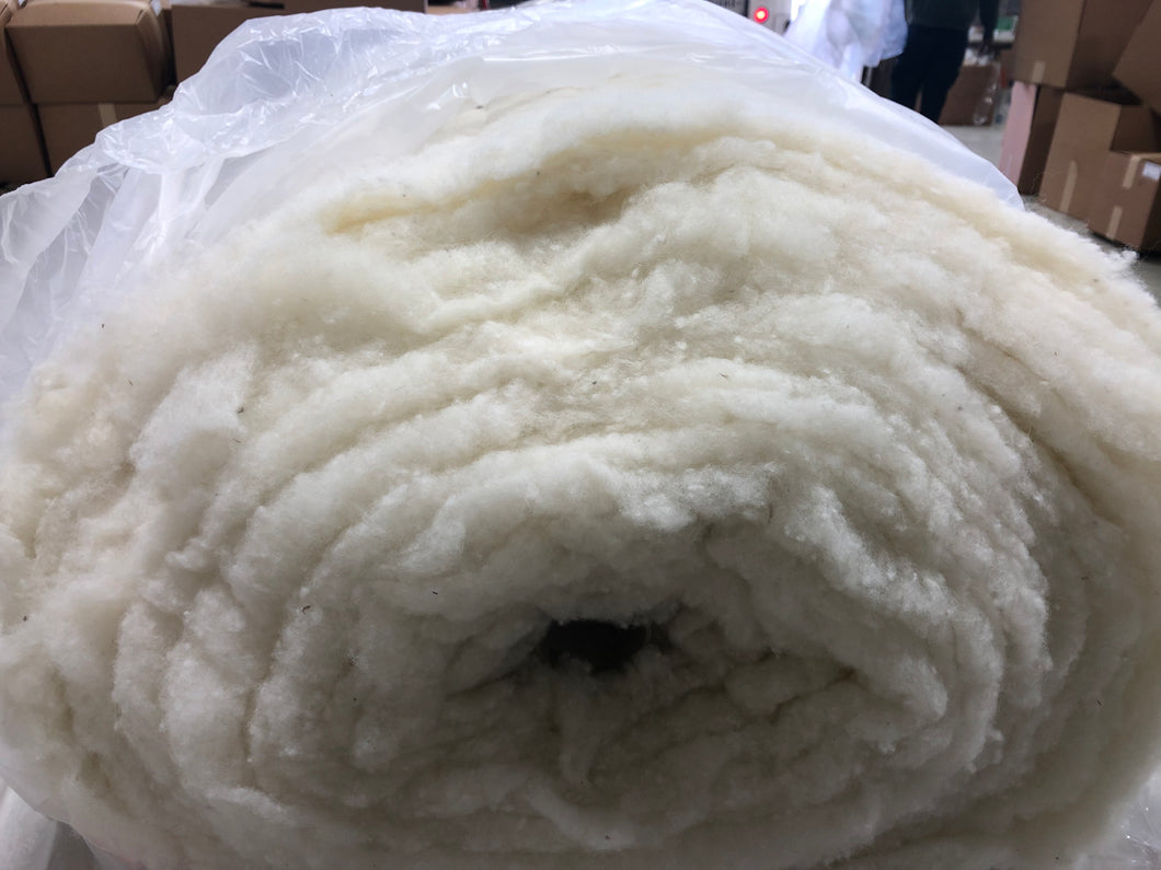 New Zealand Wool 600 GSM 90 Inch Wide 1lb