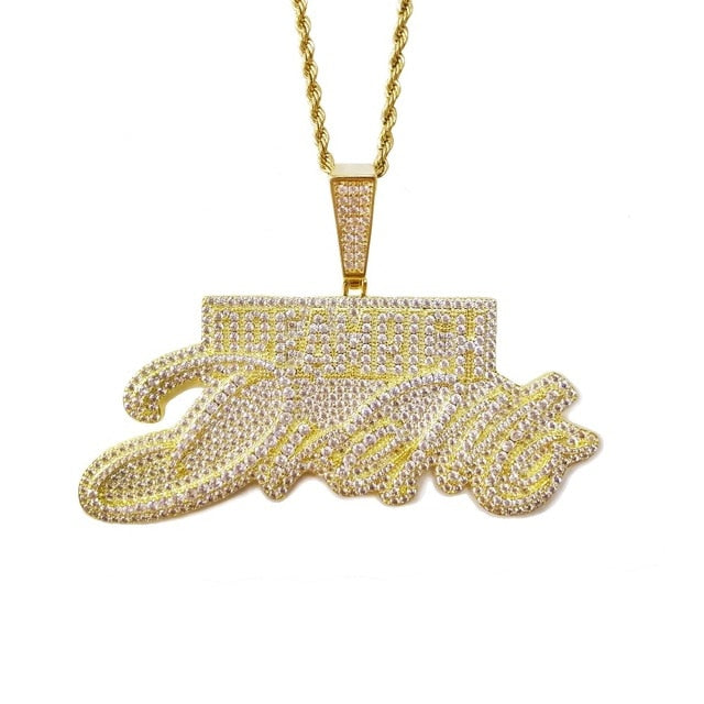 DREAM RICH Pendant Necklace