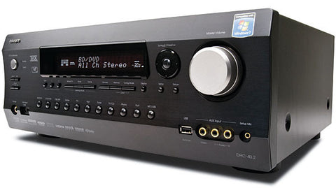 Integra DHC-40.2 Preamp - Black