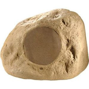 "NXG Technology NX-PRO1000S 10"" 150-Watt Sandstone Weatherproof Subwoofer Rock Speaker"