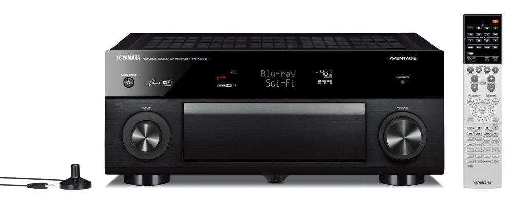 Yamaha RX-A1040 AVENTAGE 7.2-channel Wi-Fi built in AV receiver