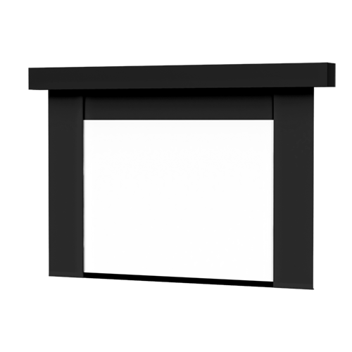 "Da-Lite Dual 97384 Masking Electrol Projection Screen - Cinemascope to HDTV Masking - 58 x 136"" - (1:2.35 Aspect) to 58 x 104"" - (16:9 Aspect) - Matte White HC (High Contrast)"