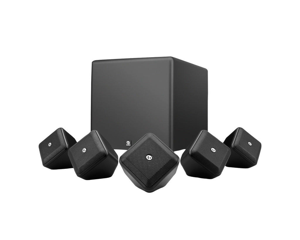 Boston Acoustics SoundWare XS 5.1 Home Theater System