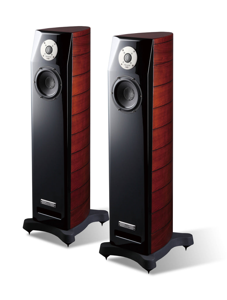 Usher Dancer Mini-One diamond (Walnut - Black) - Pair