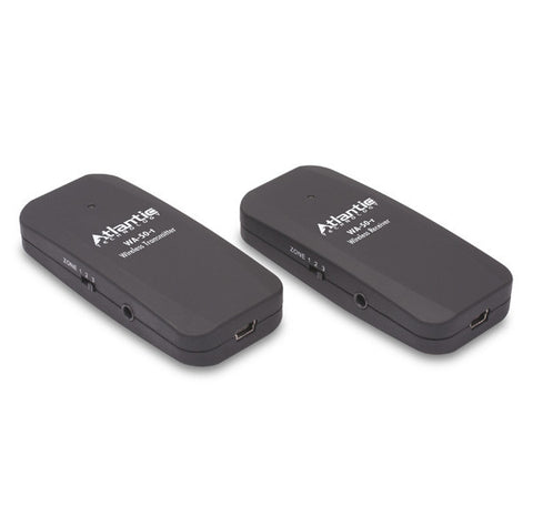Atlantic Technology WA 50 SYS Wireless Transmitter/Receiver System