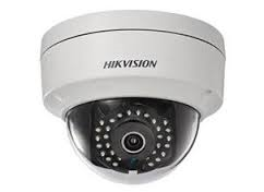 Hikvision DS-2CD2742FWD-IZSB 4 MP WDR Dome Network Camera with IR, 2.8-12 mm Lens
