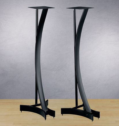 Bello SP200 Speaker Stands (Black, 36 Inches) - Pair