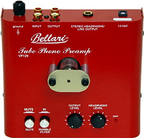 Bellari VP129 Phono Preamp