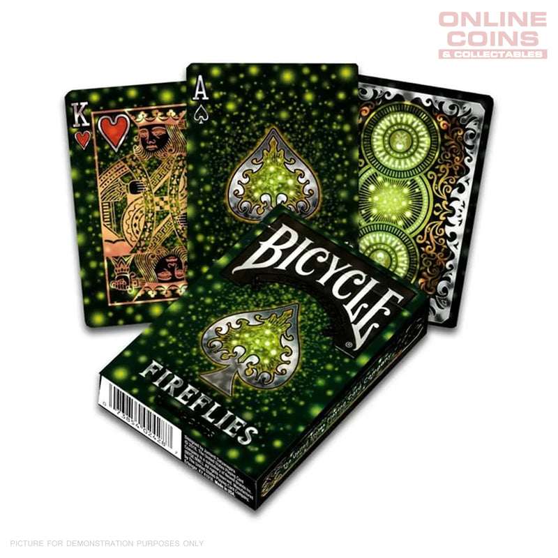 BICYCLE® Fireflies Playing Cards