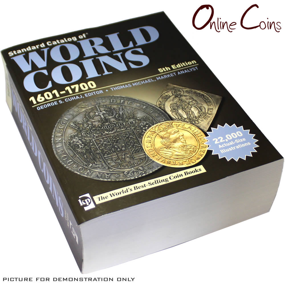 The Standard Catalogue of World Coins - 5th Edition 1601-1700