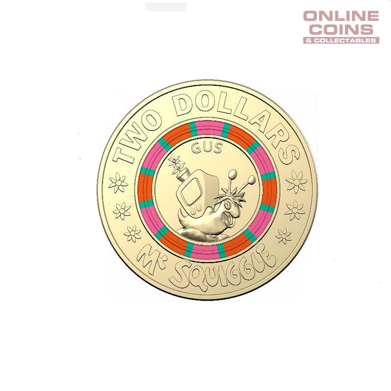 Coloured $2 Coins – Online Coins and Collectables