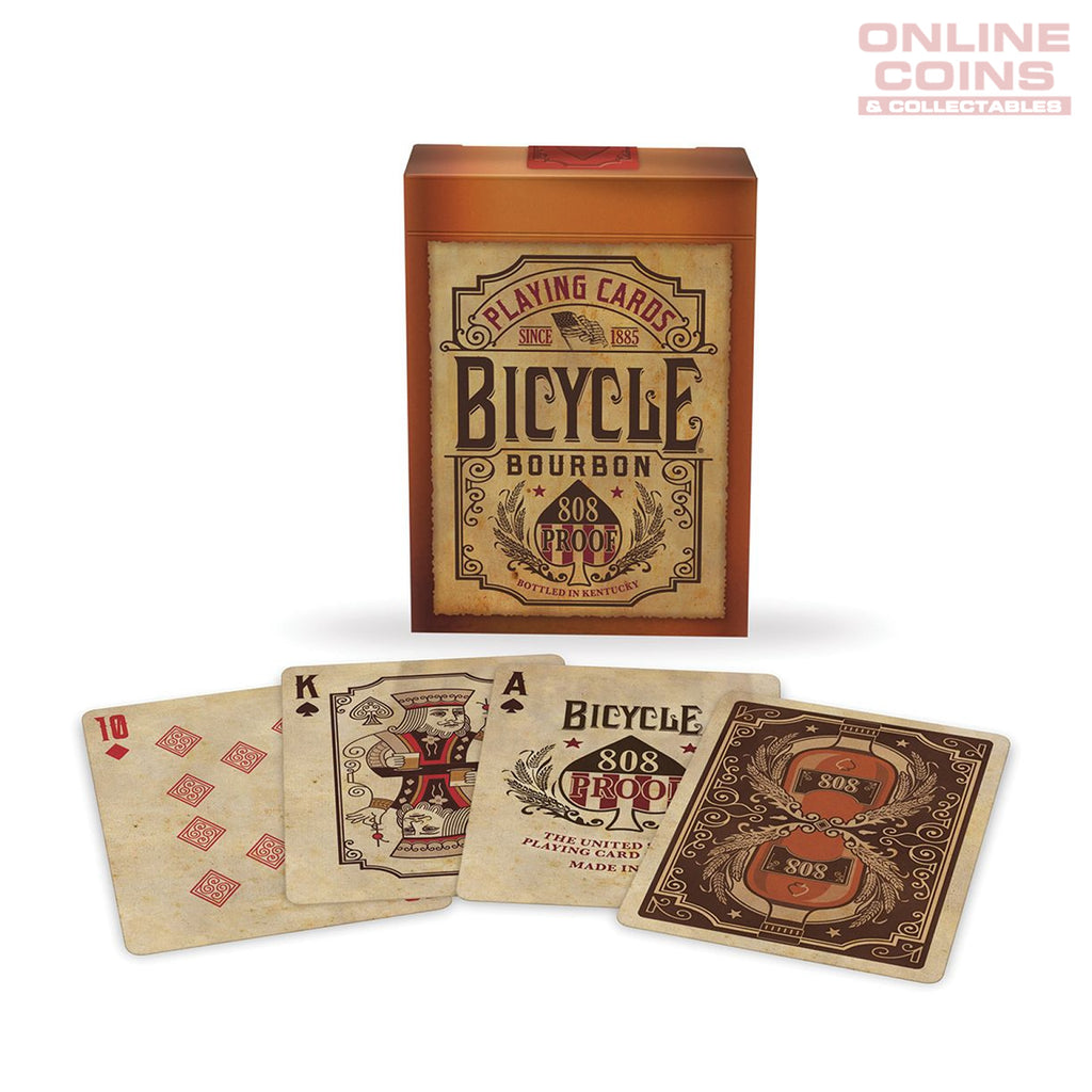 BICYCLE® Bourbon Playing Cards