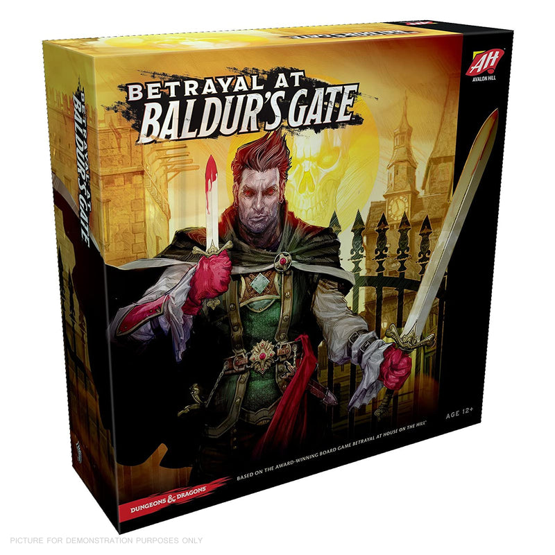BETRAYAL AT BALDUR'S GATE By Avalon Hill