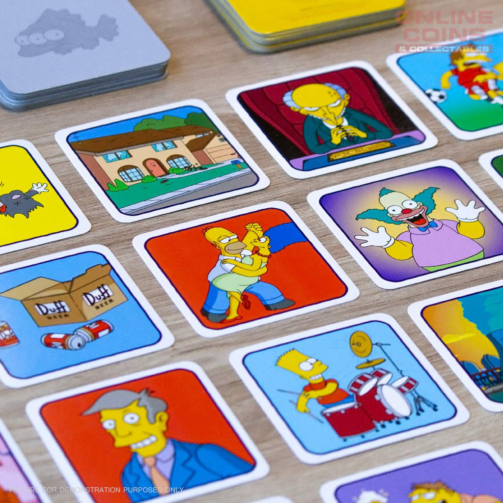 Vlaada Chvatil - CODENAMES THE SIMPSONS EDITION Board Game