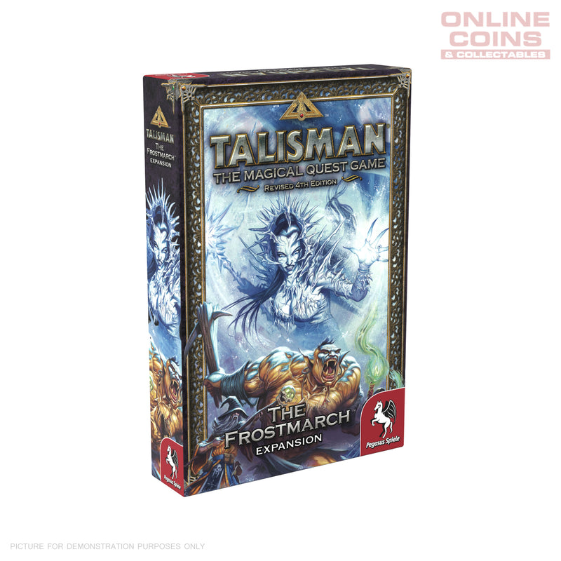Talisman Revised 4th Edition THE FROSTMARCH Expansion