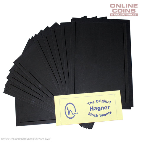 Hagner 1 Pocket Half Sheet Full Pack of 100