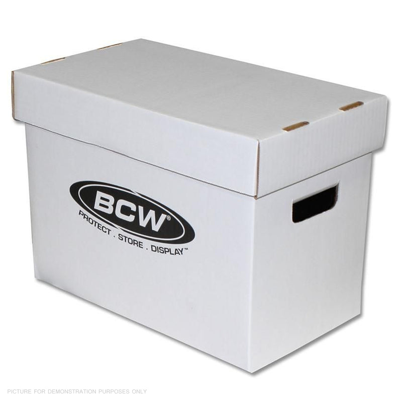 BCW Magazine Storage Box