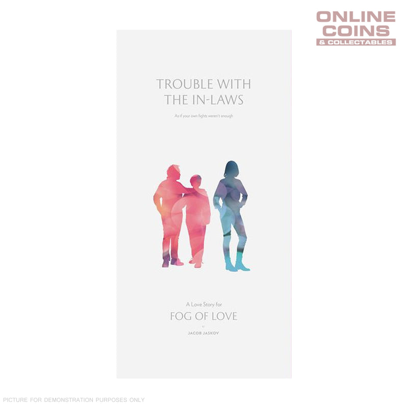 Fog Of Love - Trouble With the In-Laws - Two Player Board Game Expansion Pack