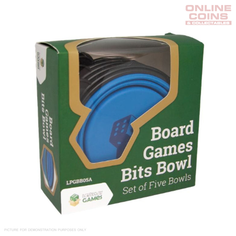 LPG Board Game Bits Bowls - Let's Play Games