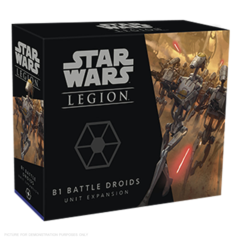 Star Wars Legion - B1 Battle Droids Unit Expansion