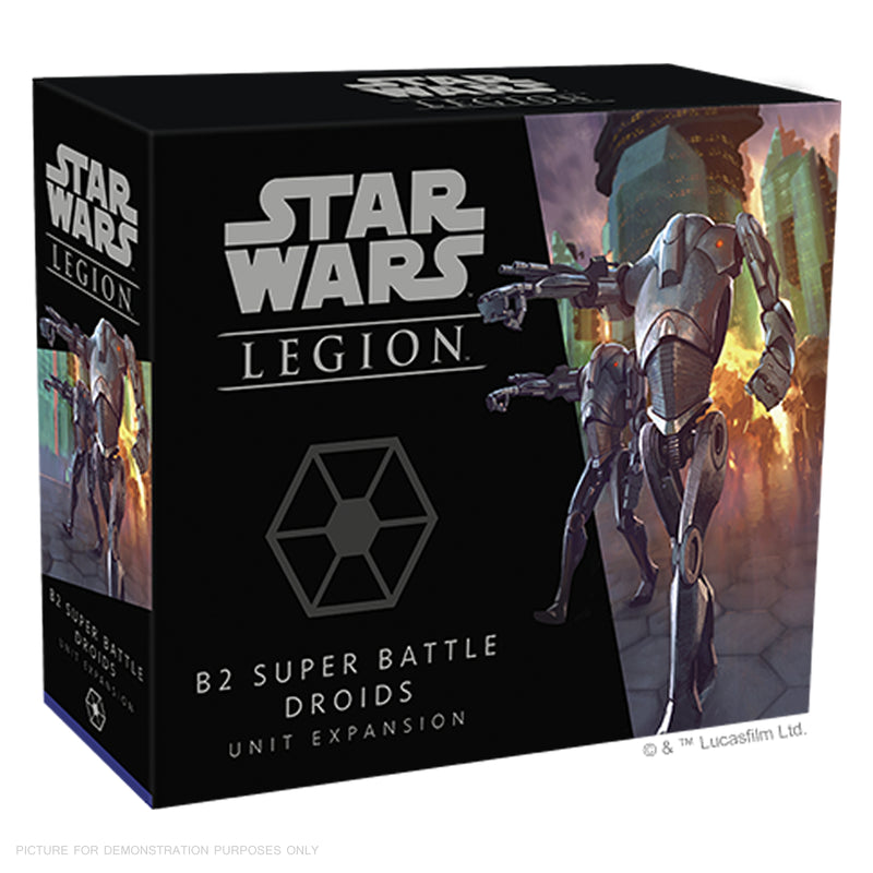 Star Wars Legion - B2 Super Battle Droids Unit Expansion