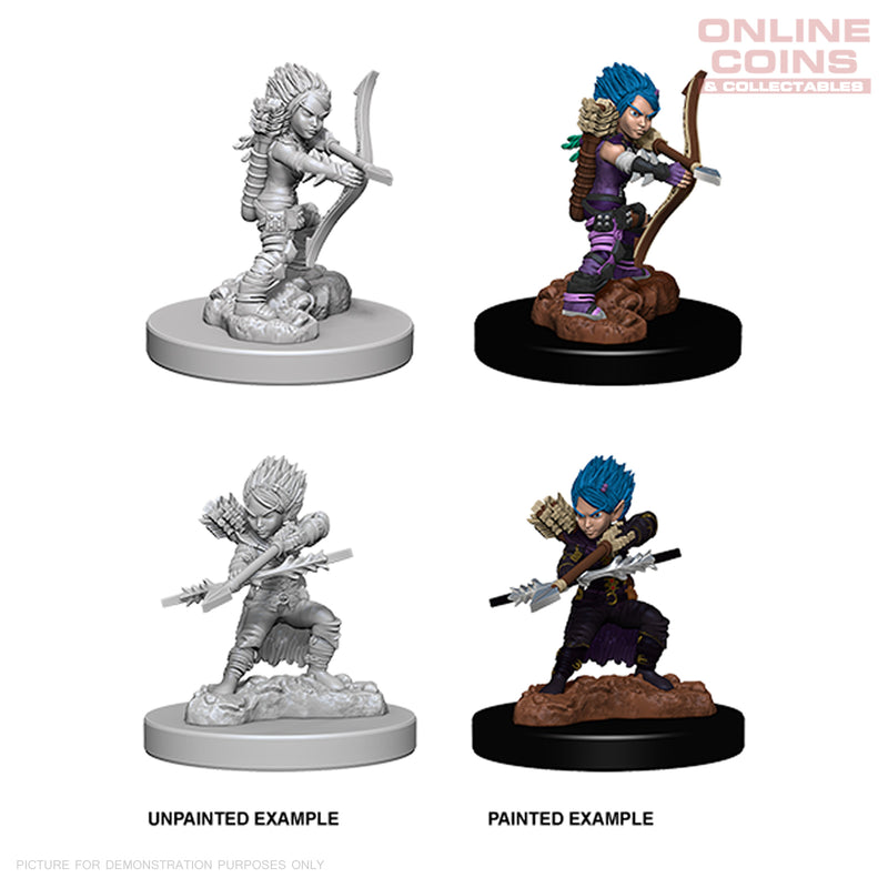 Pathfinder Battles Deep Cuts Female Gnome Rogue - WizKids