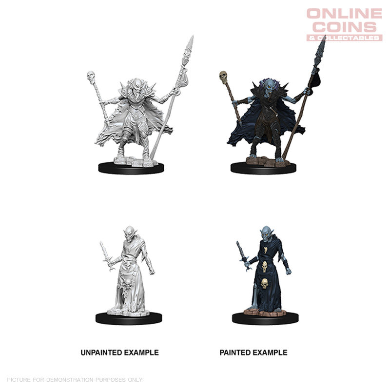 Pathfinder Battles Deep Cuts Miniatures Ghouls - WizKids