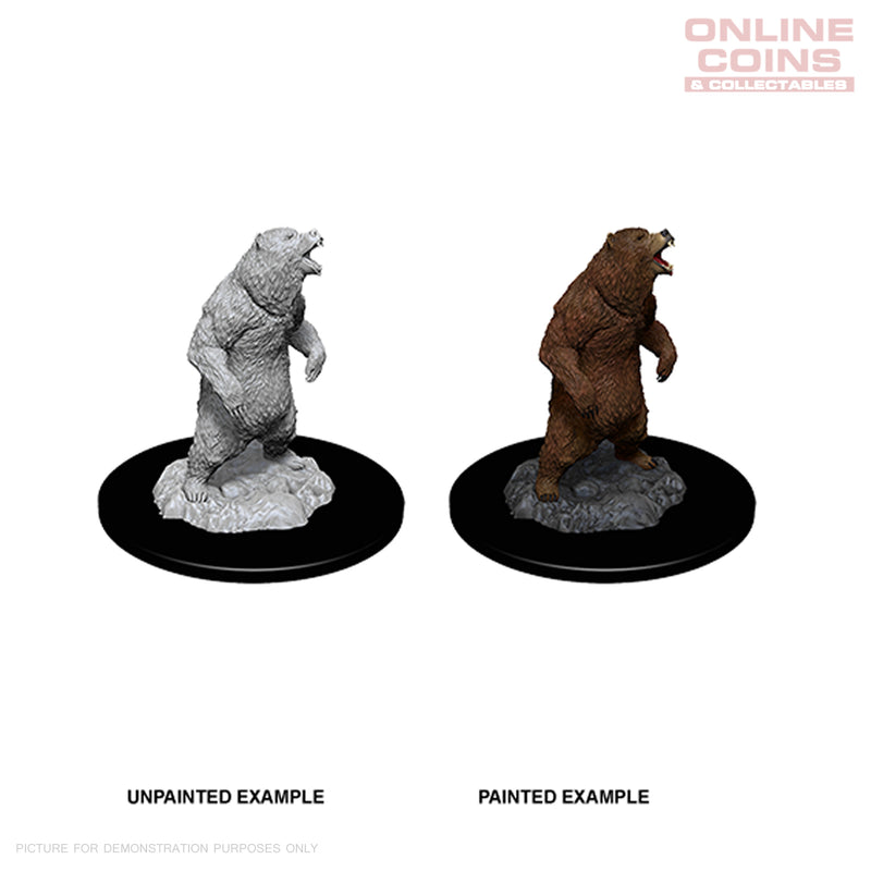 Pathfinder Battles Deep Cuts Miniatures Grizzly - WizKids
