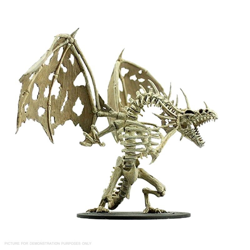 Pathfinder Battles Deep Cuts Gargantuan Skeletal Dragon - Wizkids