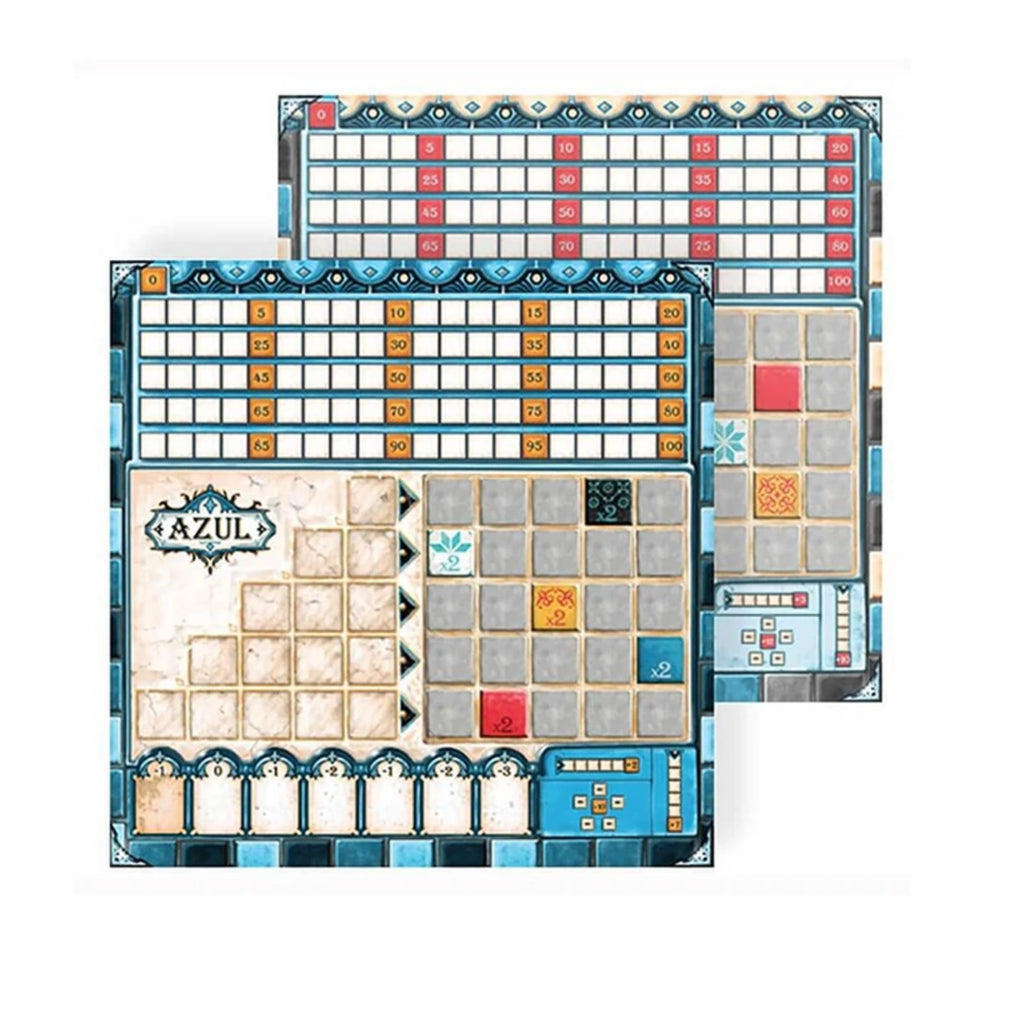 Azul - Crystal Mosaic Board Game Expansion - Brand New