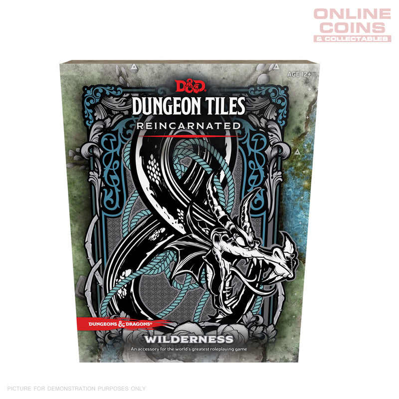 D&D Dungeon Tiles Reincarnated Wilderness