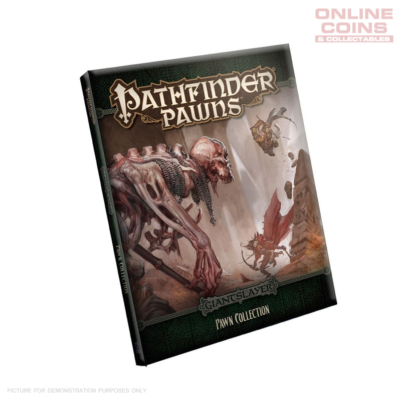 Pathfinder Giantslayer Pawn Collection