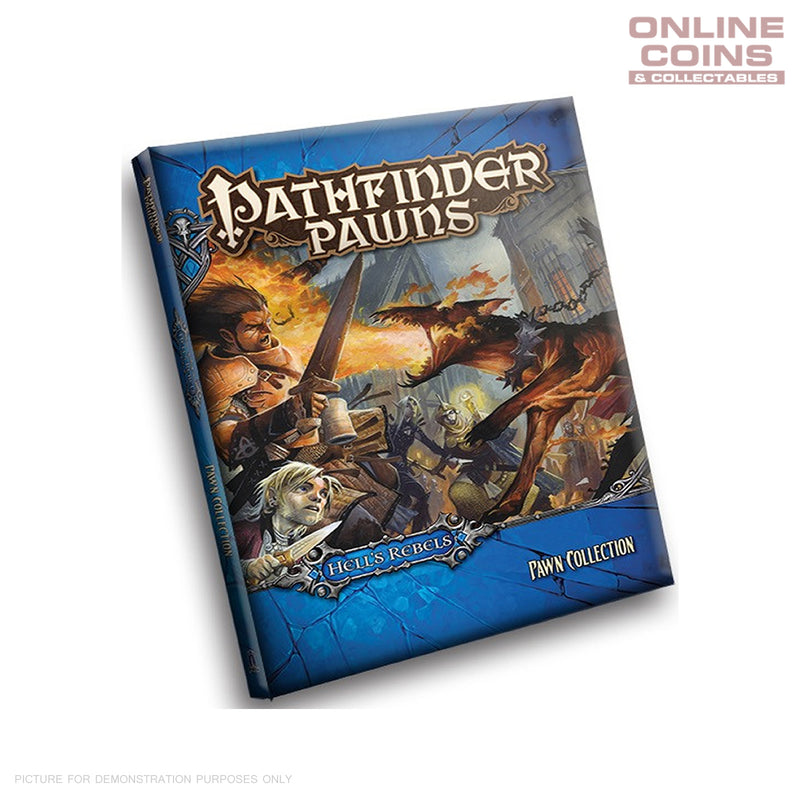 Pathfinder Hells Rebels Pawns