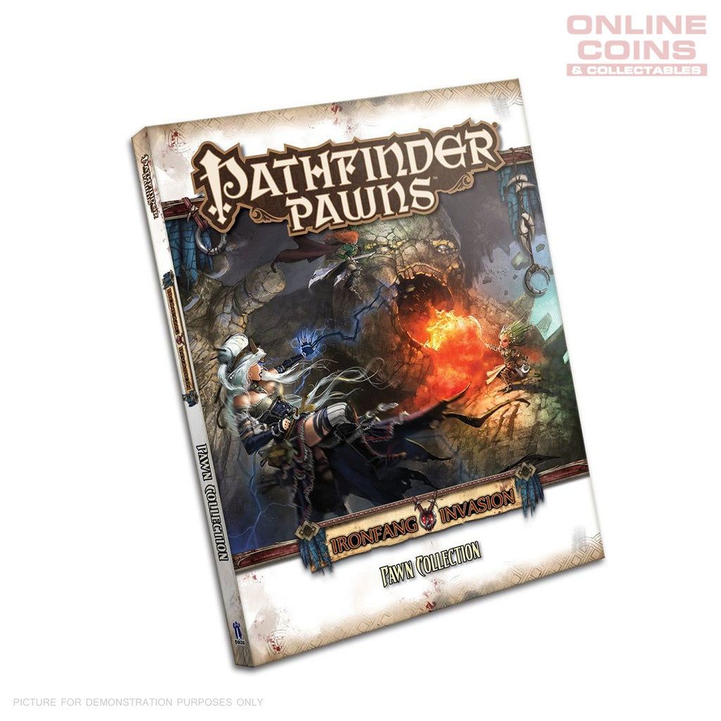 Pathfinder Ironfang Invasion Pawn Collection