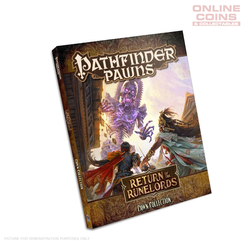 Pathfinder Pawns Return of the Runelords Pawn Collection
