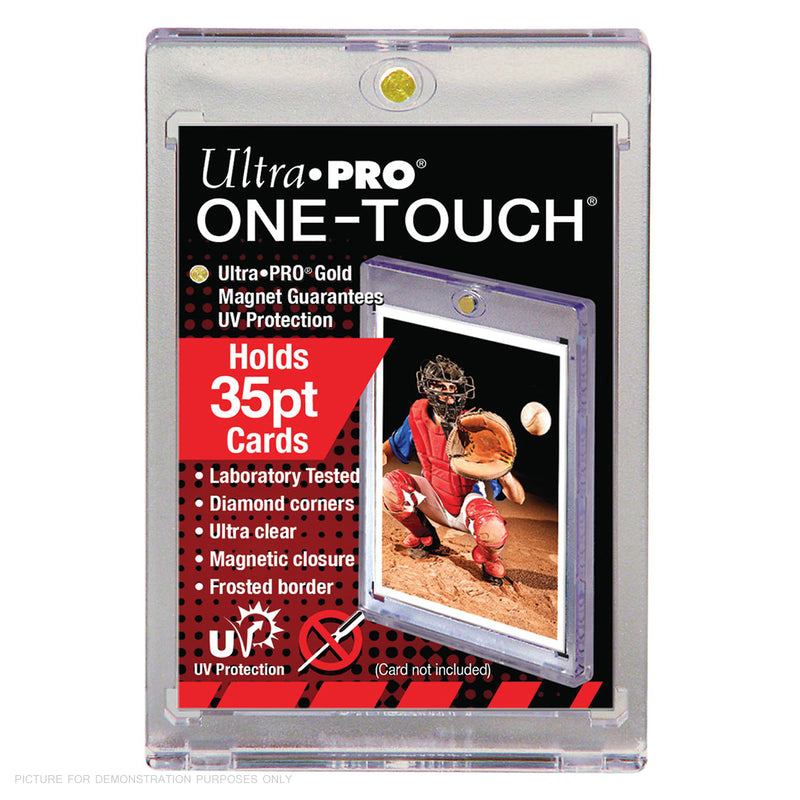 Ultra-Pro Specialty Series 35pt Magnetic One Touch Card Protector - .89mm