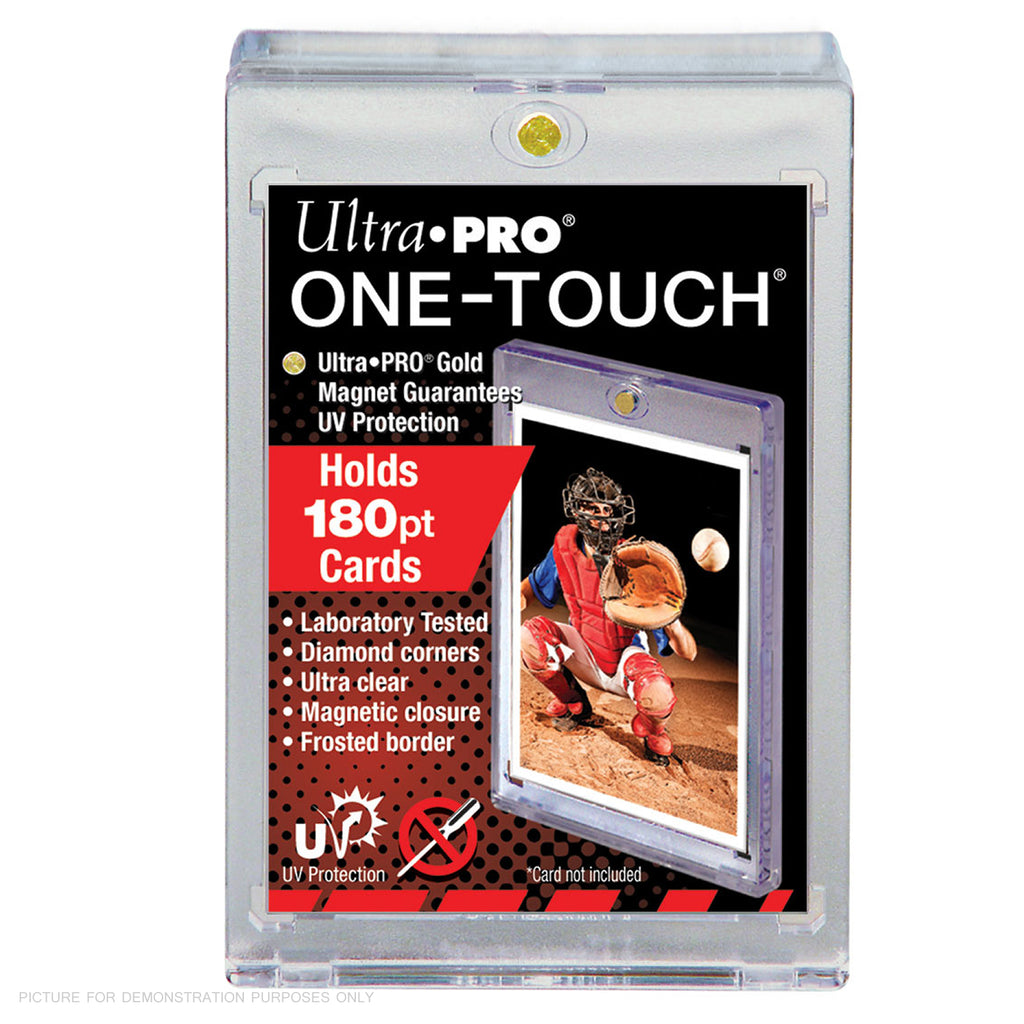 Ultra-Pro Specialty Series 180pt Magnetic One Touch Card Protector - 4.3mm