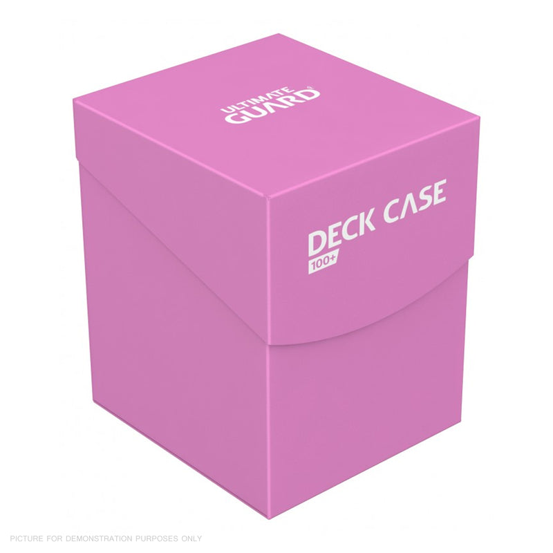Deck Box Ultimate Guard Deck Case 100+ Standard Size PINK
