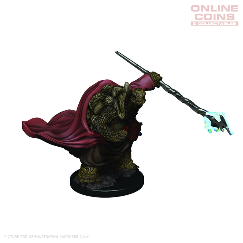 D&D Premium PAINTED Figures Male Tortle Monk - WIZKIDS