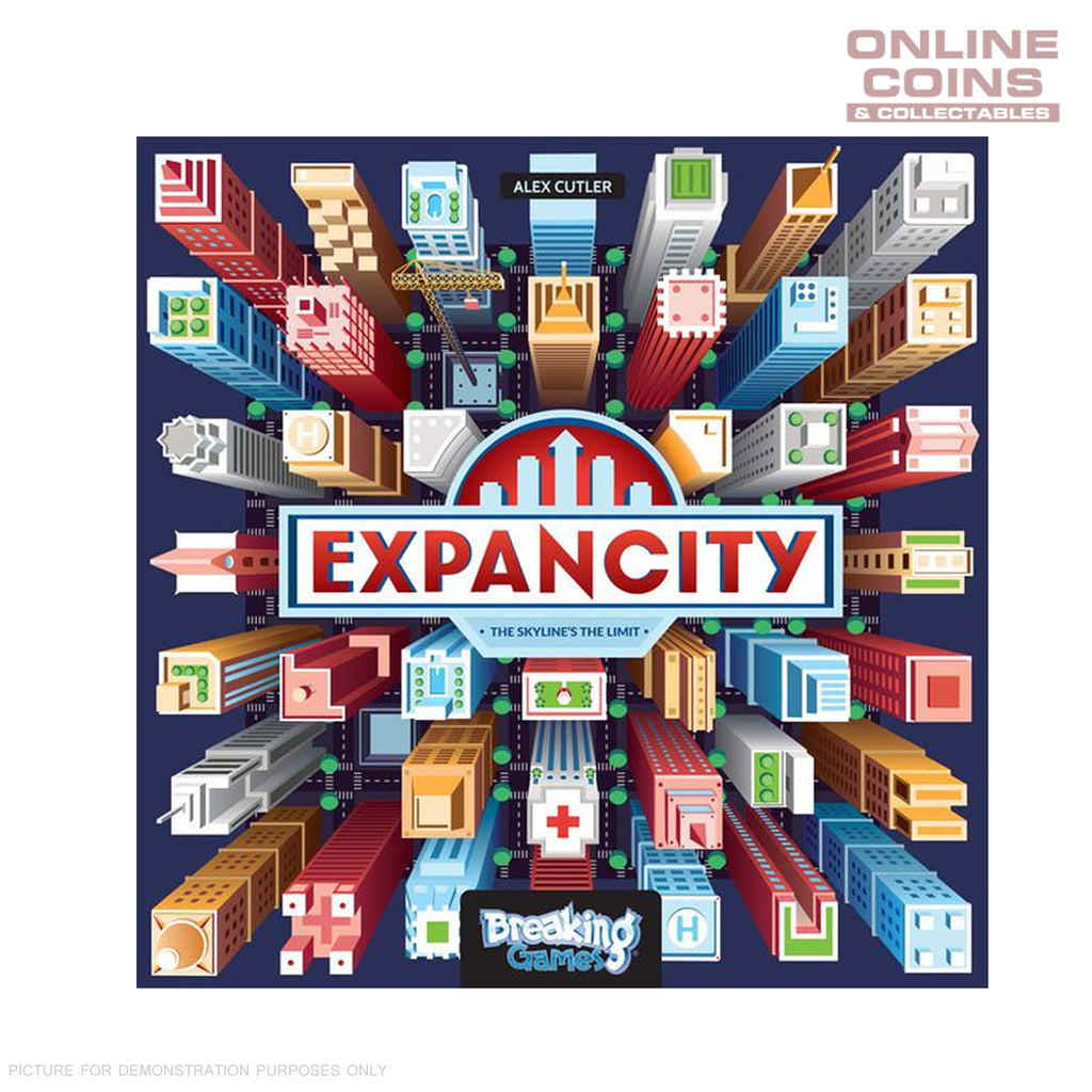 Expancity Board Game
