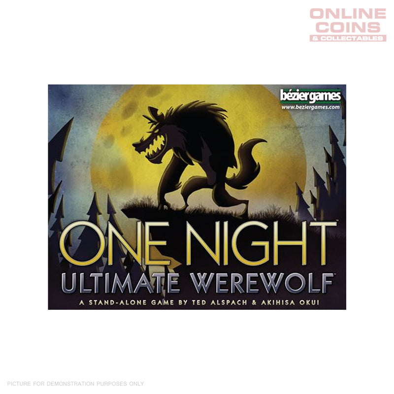 Bezier Games - One Night Ultimate Werewolf Game
